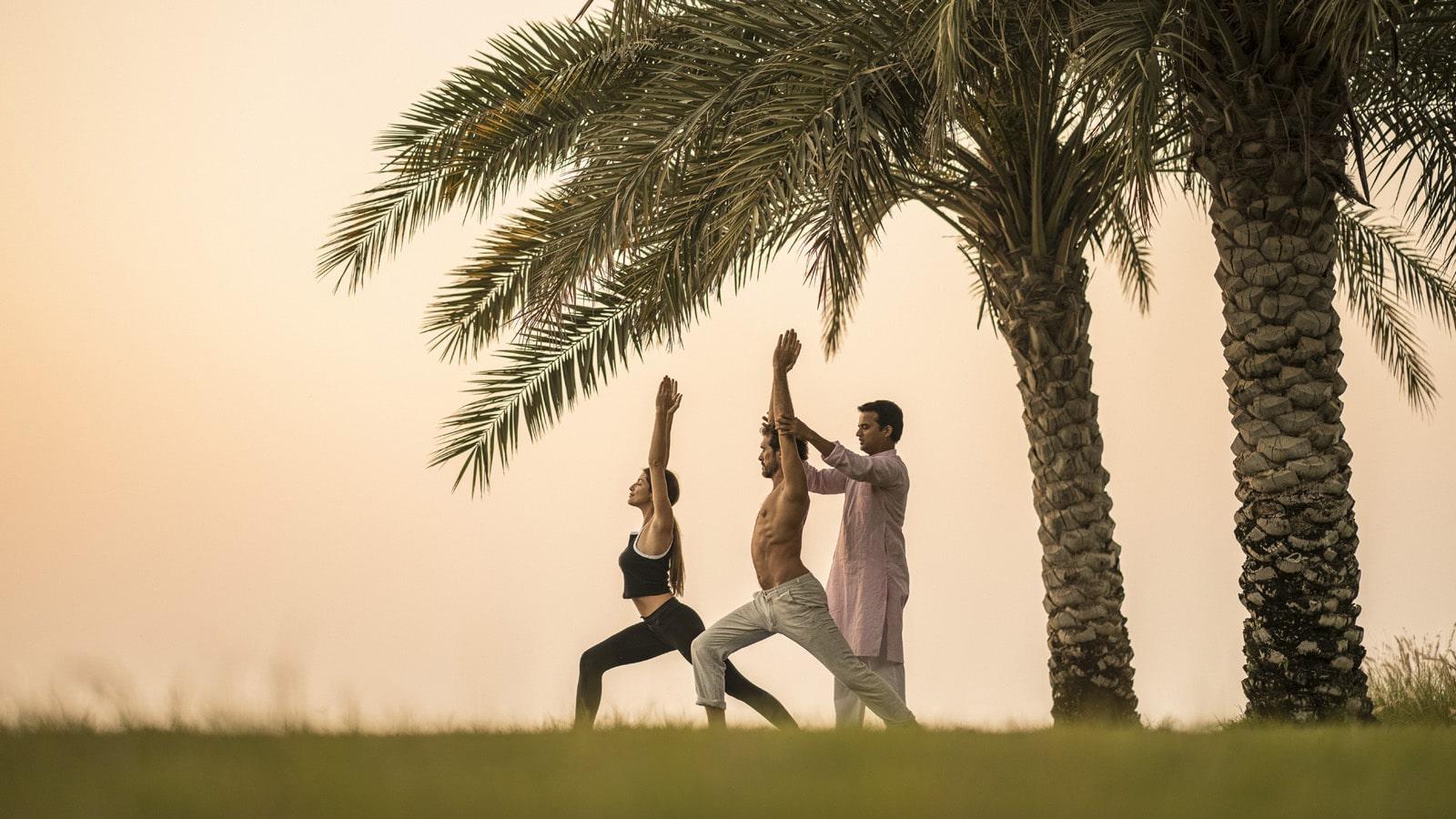 Yoga At Four Seasons Hotel Bahrain Bay