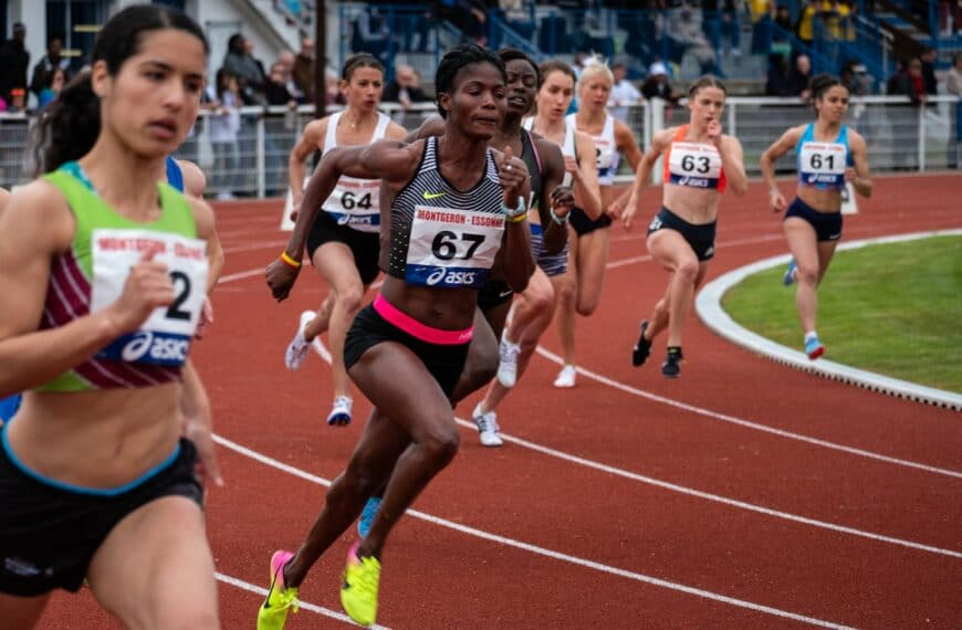 Olympic 2021 Qualification Period Ends For All Remaining Athletics Disciplines