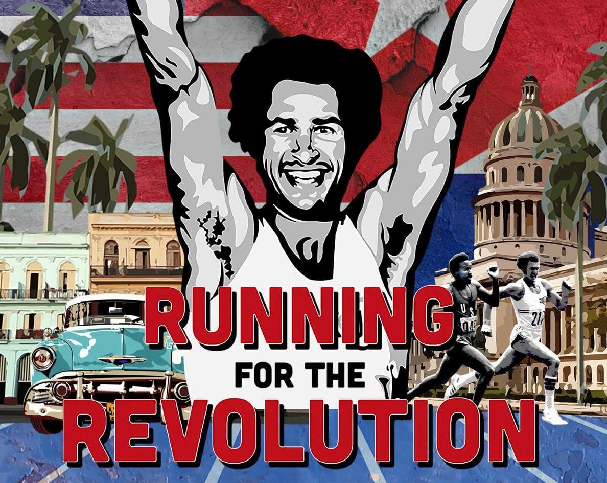running for the revolution poster