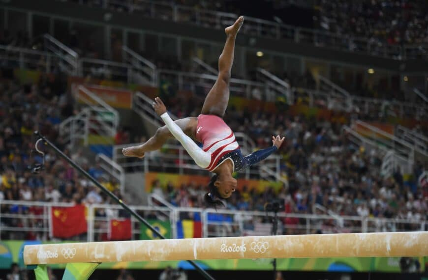 All The Moments Simone Biles Already Proved She's The Greatest Gymnast Of All Time
