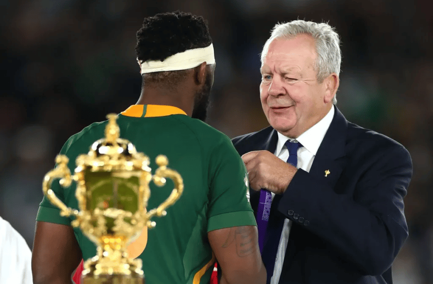 Sir Bill Beaumont Open Letter: Striving To Be The Most Progressive Sport For Player Welfare