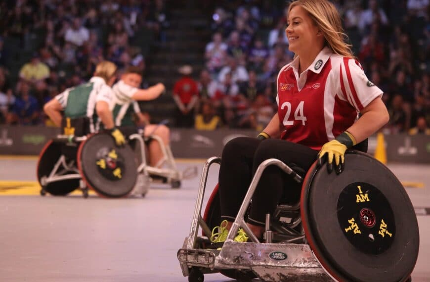 ukactive Responds To Government's National Disability Strategy