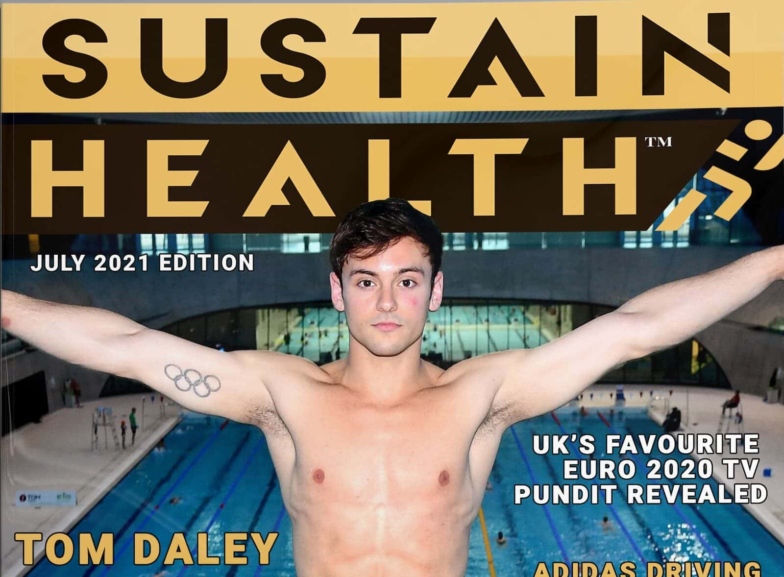 Tom Daley On His Olympic Hopes And Recovery Routine