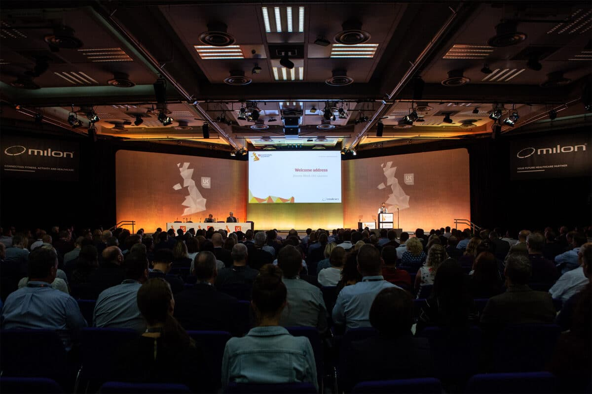 ukactive Conference 2021 Announced For October With Sector Uniting To Plan Recovery And Development