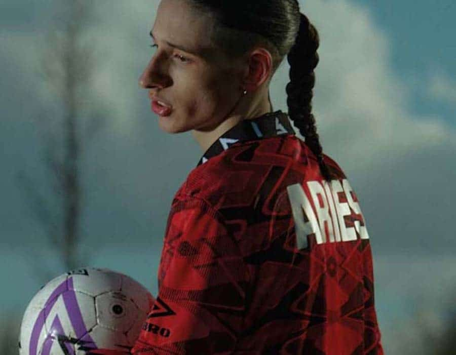 Umbro Collaborate With Streetwear Brand Aries