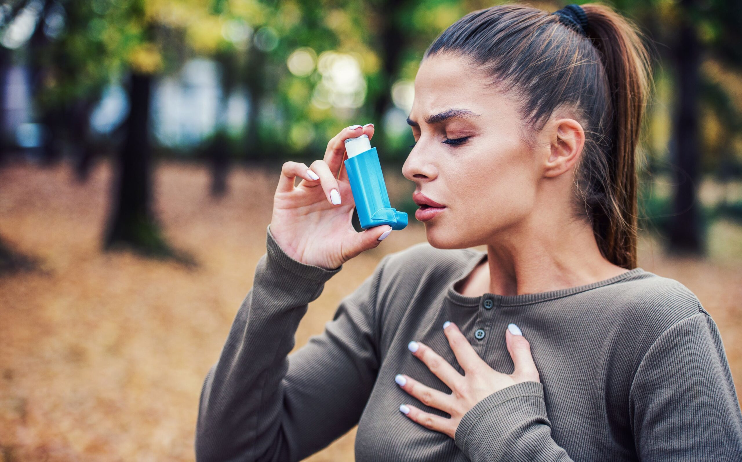 Managing Asthma In The Summer Heat