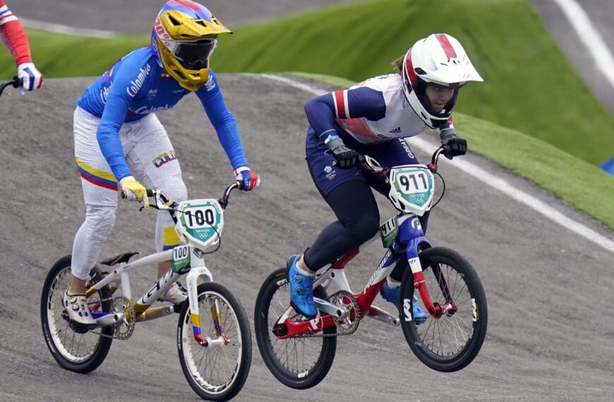 As Team GB Make History At The Olympics, How Can You Get Into BMX Riding?