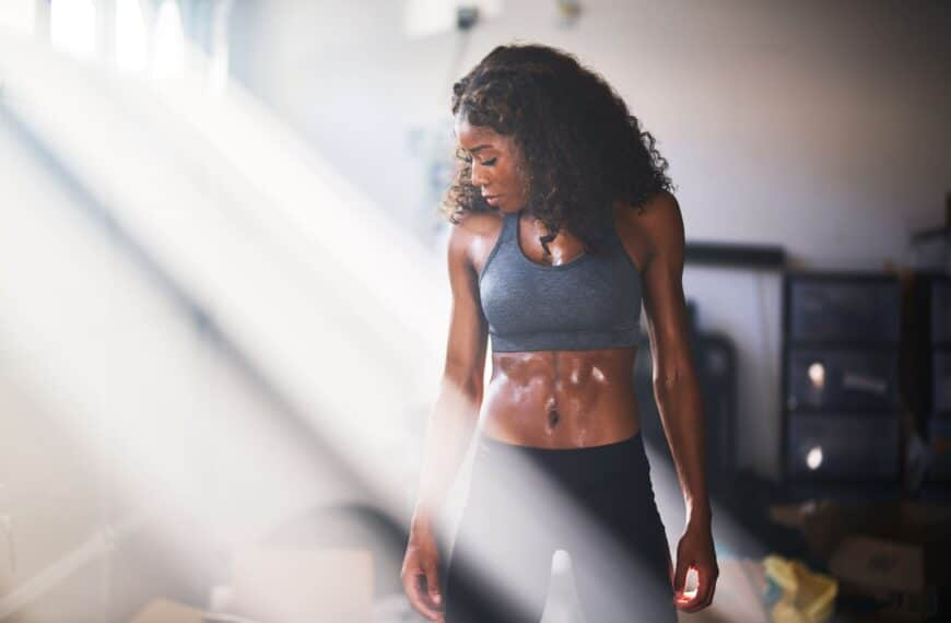 This Is How Your Menstrual Cycle Can Help Inform Your Workout