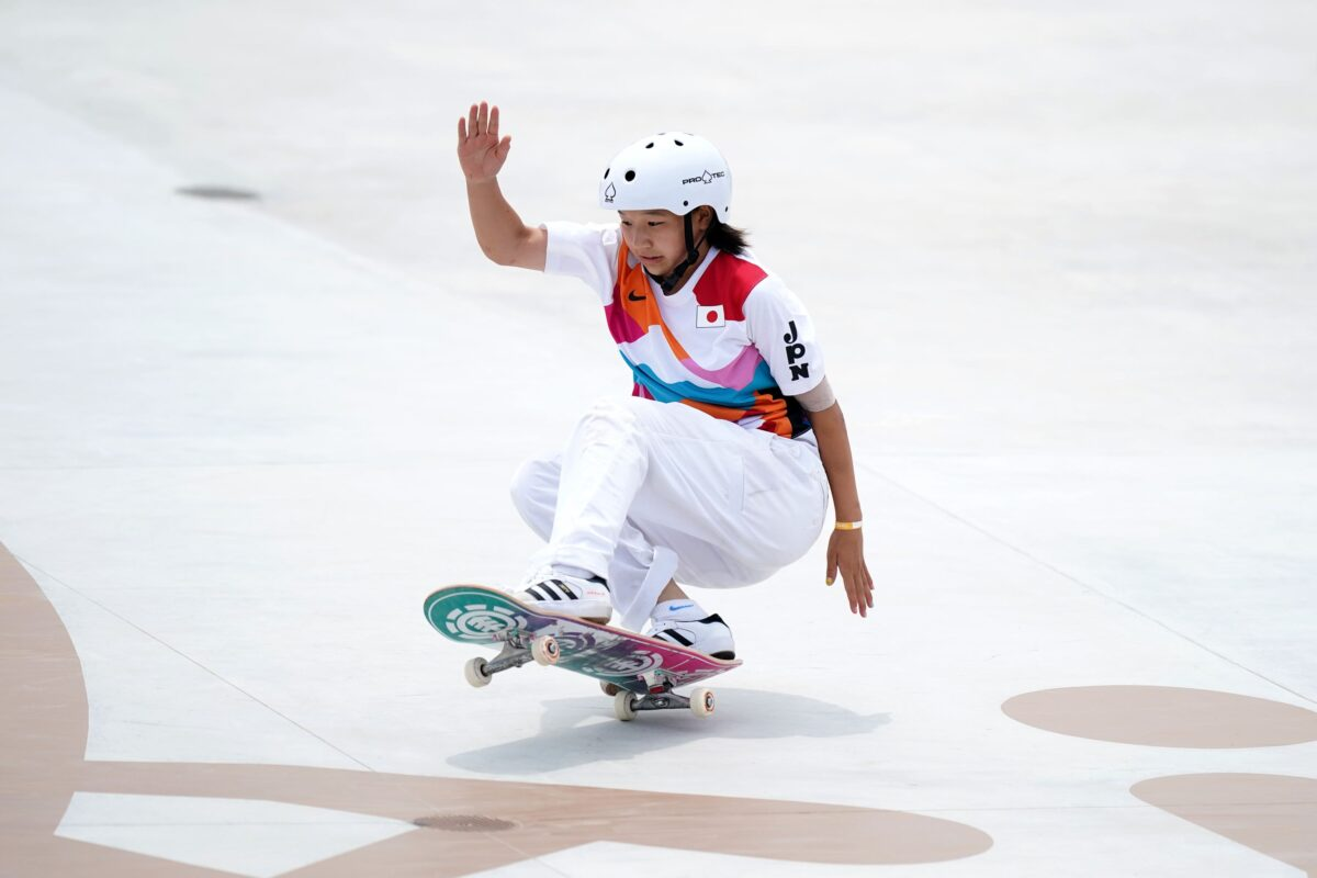 5 Reasons To Get Your Kids Into Skateboarding: The New Olympic Sport Momiji Nishiya Won Gold At Just 13