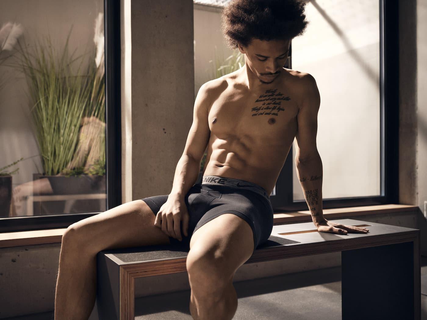 1. Nike Underwear FA21 Leroy Sané Nike Dri FIT