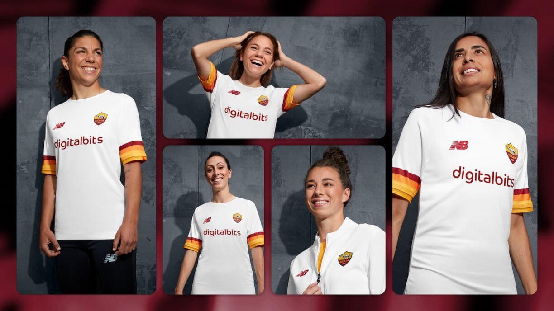 AS Roma 2021 Away kit