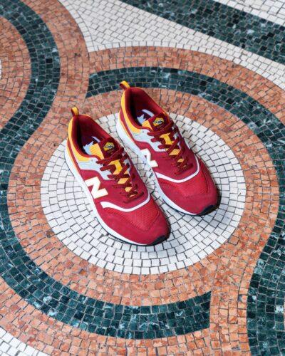 AS Roma Shoe 7