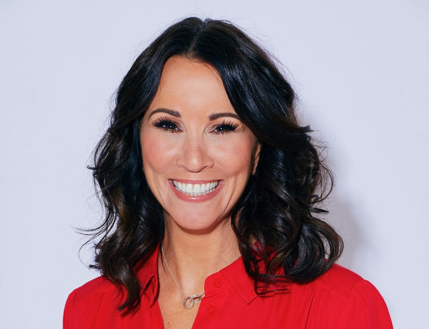 Andrea Mclean Joins David Lloyd Clubs To Encourage The Nation To Embrace Their 'Mid Life Celebration'