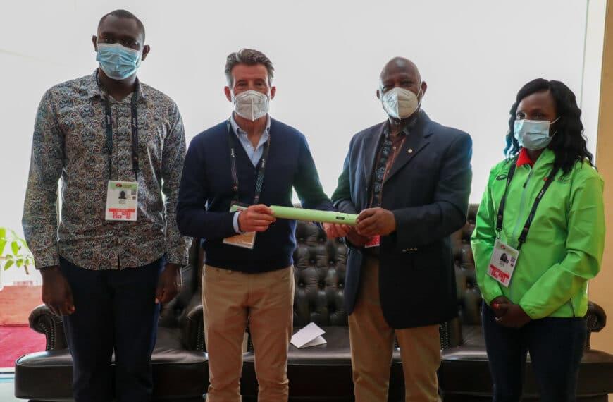 Athletics Kenya Joins Global Effort To Combat Climate Change