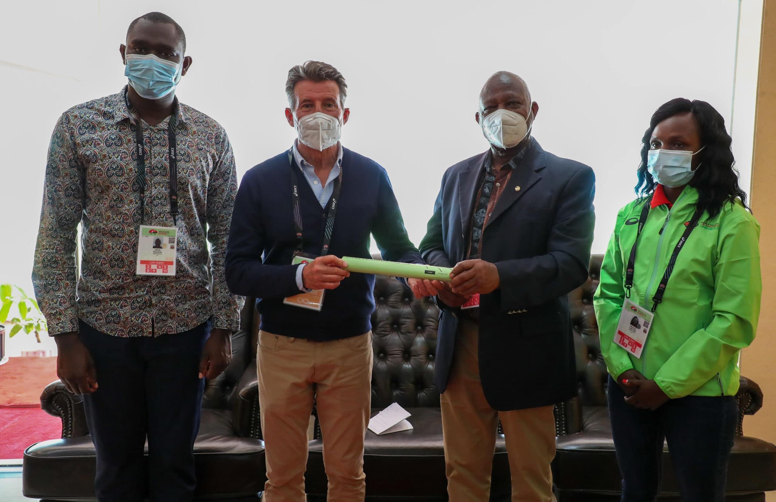 Athletics Kenya CLIMATE CHANGE