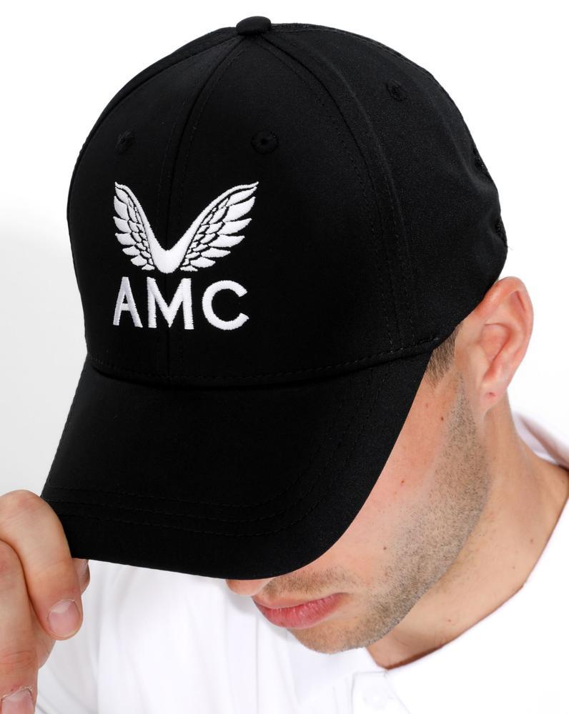 BLACK AMC CAP