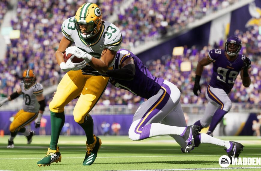 Electronic Arts Releases EA SPORTS Madden NFL 22 Worldwide
