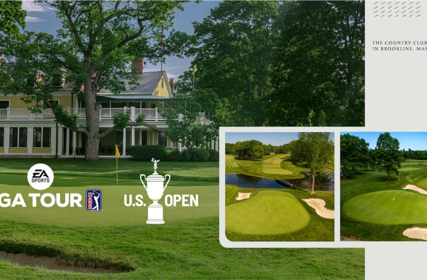 Electronic Arts and The USGA Celebrate The U.S. Open Championship With Reveal Of Amateur Events In EA SPORTS PGA TOUR