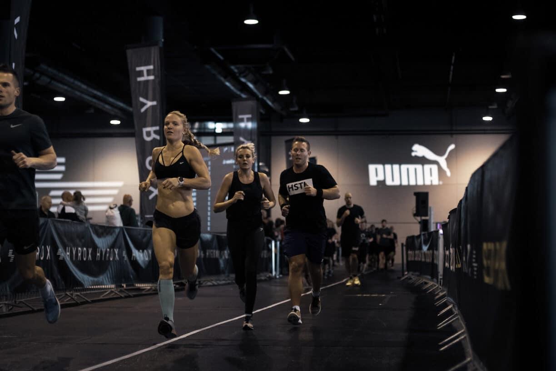 Running Mixed Group