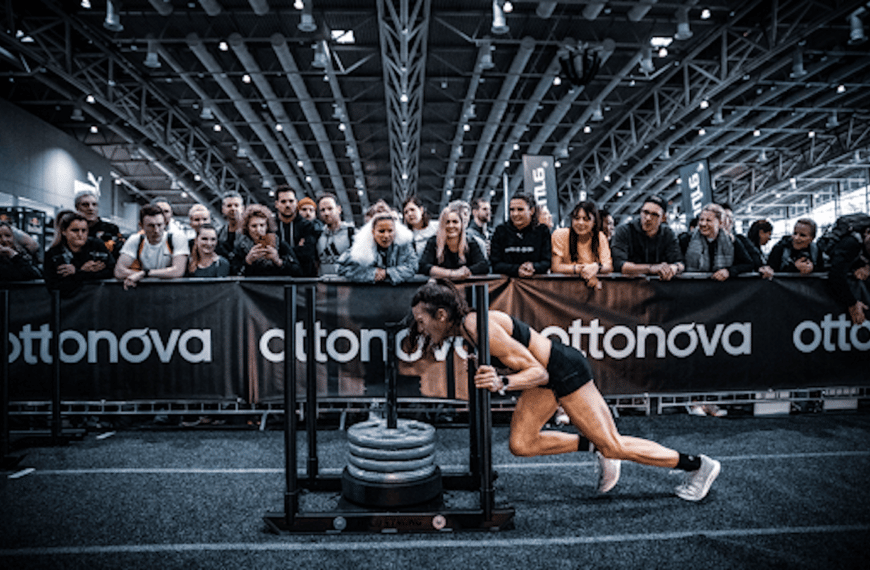 HYROX World Series of Fitness Launches Debut UK Events