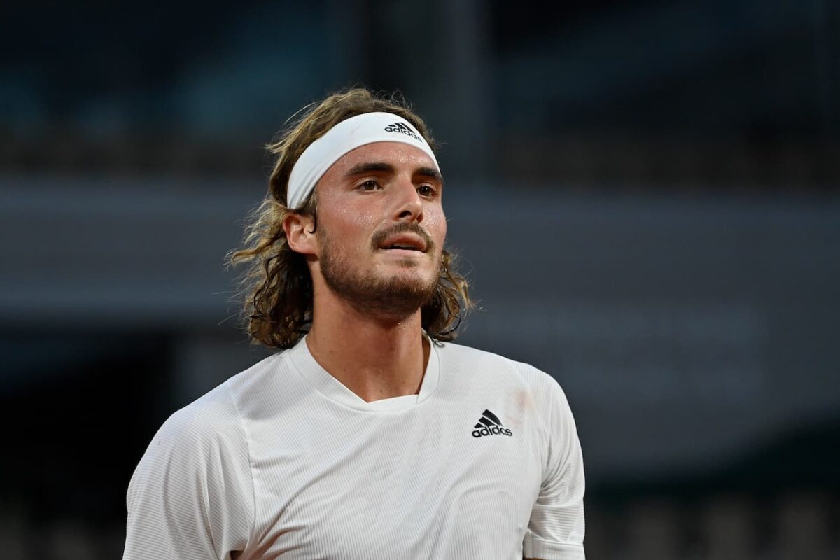 Stefanos Tsitsipas On Constantly Improving Himself On And Off The Court