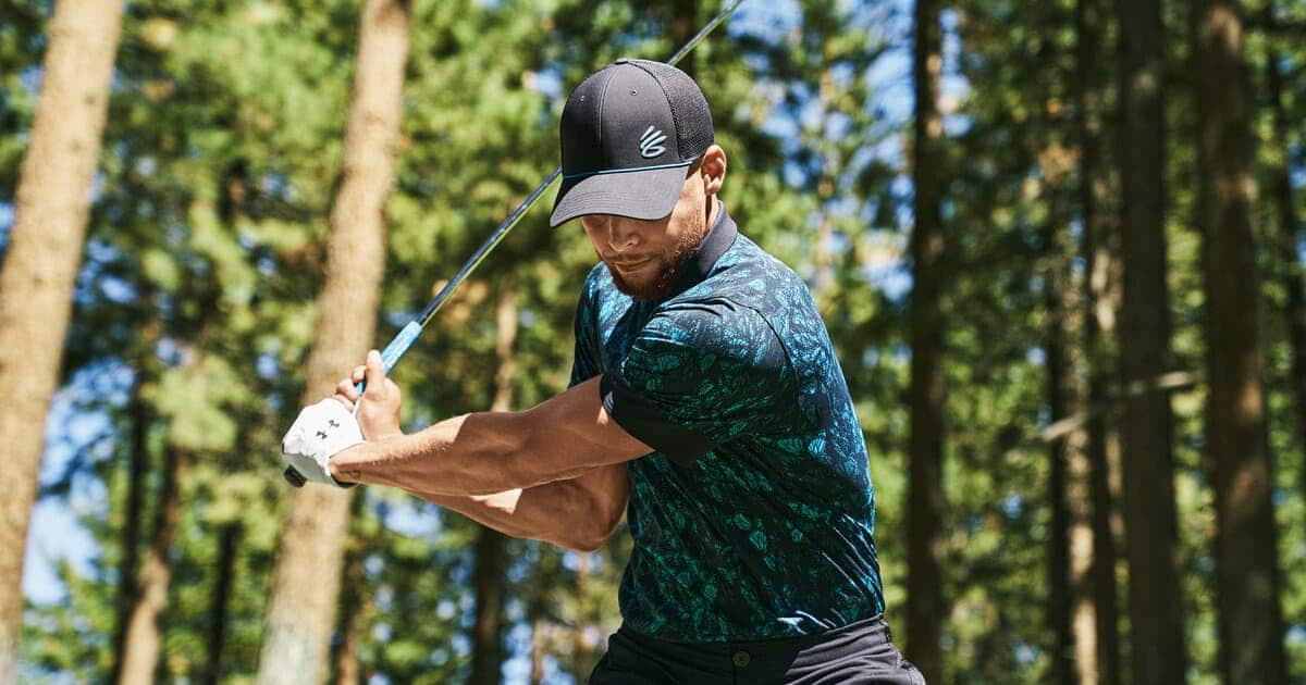 Stephen Curry Ushers In New Era Of Golf Style