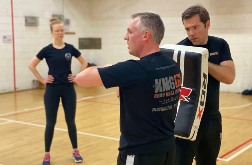 New Self-Defence & Fitness Club Launches In London Teaching Israeli Krav Maga Techniques