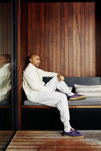 Thierry Henry puma classic sportswear 7