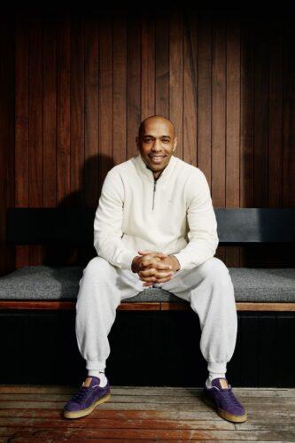 Thierry Henry puma classic sportswear 9