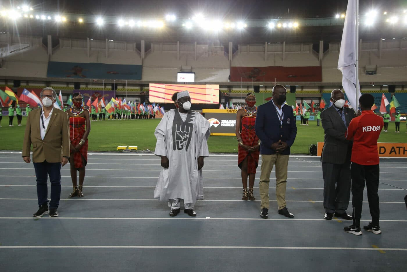 U20 Championships In Nairobi