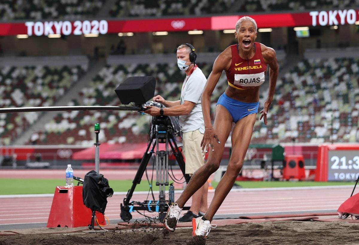 world record-holder Yulimar Rojas marks beginning of new era