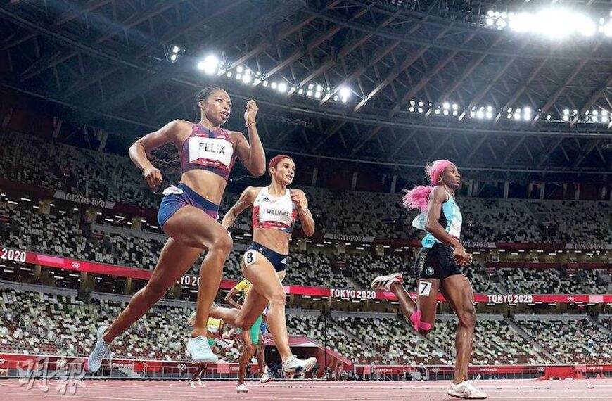 Record Figures At Tokyo Olympics 2020 Highlights Global Reach Of Athletics
