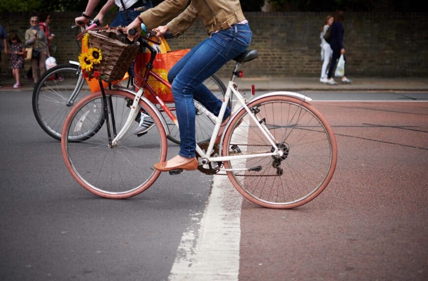 5 Top Tips For Commuting On Busy Roads For The First Time