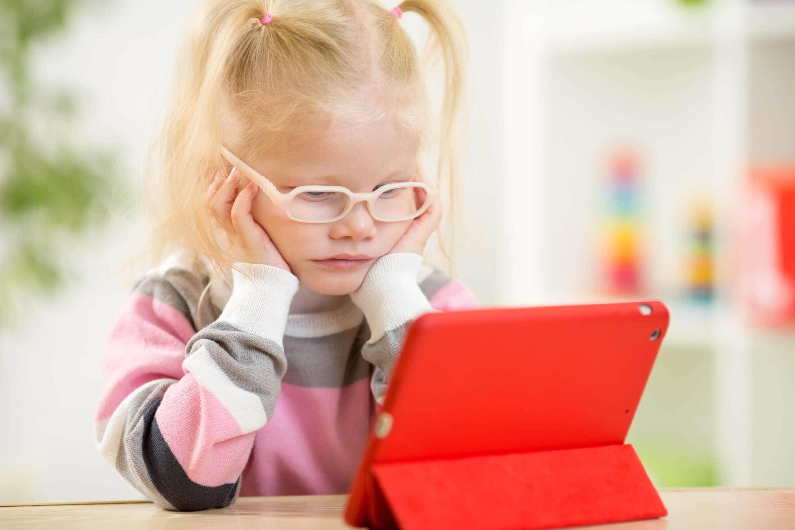 Short-Sightedness In Children
