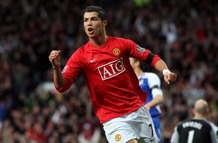 How Cristiano Ronaldo Trains To Stay In Peak Physical Fitness