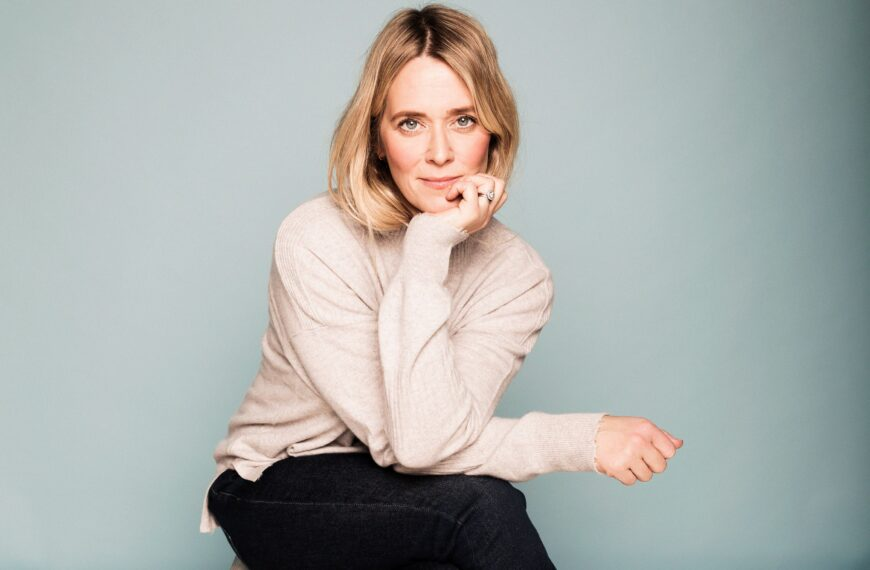 Edith Bowman On Moving Herself Up The Priority List, Wild Swimming And Trying To Be A Good Listener