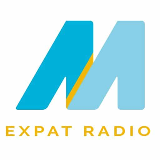 expat radio logo