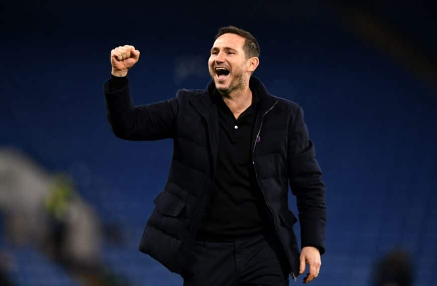 Frank Lampard On Being An Active Parent Is Something You'd Always Want To Pass Down To Your Kids