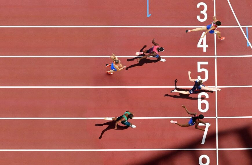 The 2020 Olympic 400m Hurdles Finals That Changed Everything About The Limits Of Human Performance