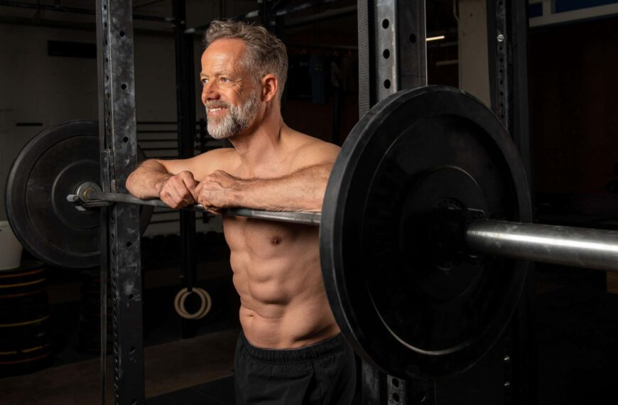 5 Tips For Getting A Six-Pack Over The Age Of 40