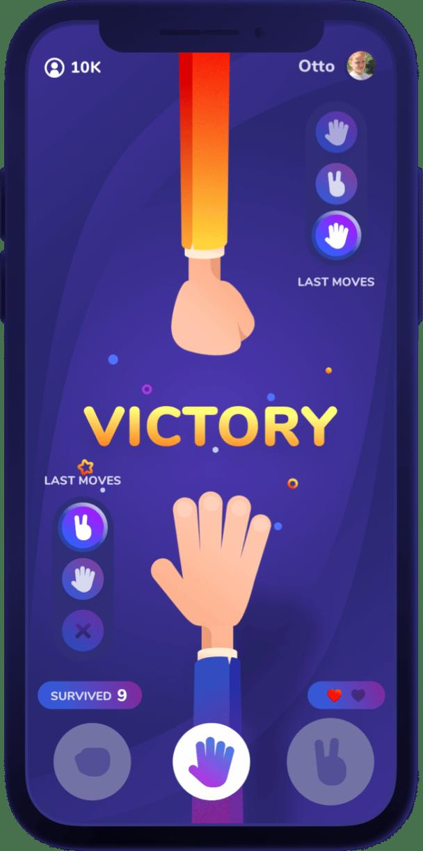 roshambo app