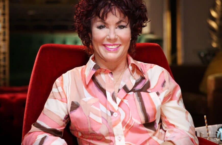 Ruby Wax On Her 'Car Crash' Donald Trump Interview And Post-Lockdown Public Mental Health