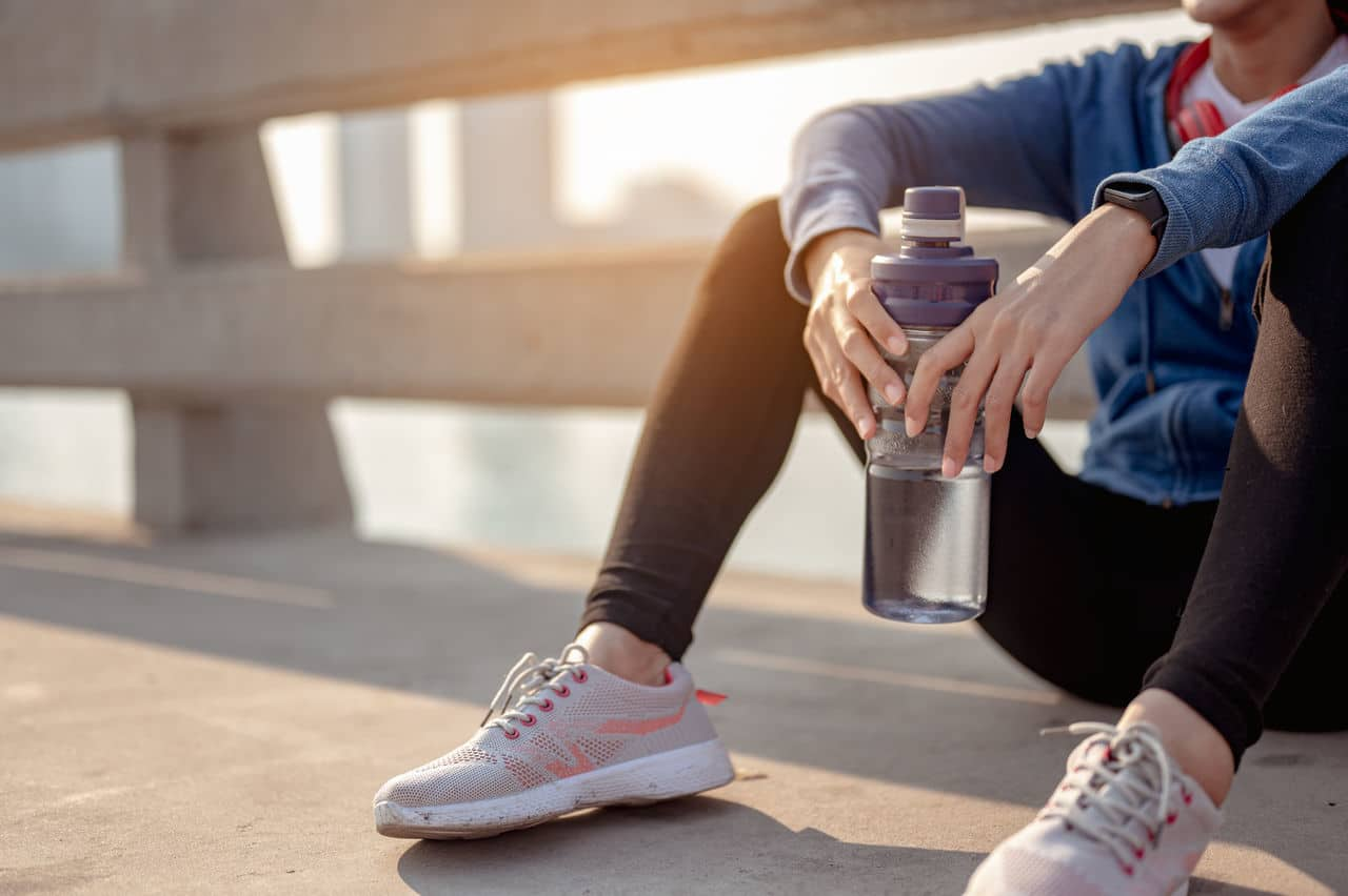 exercising with a uti infection