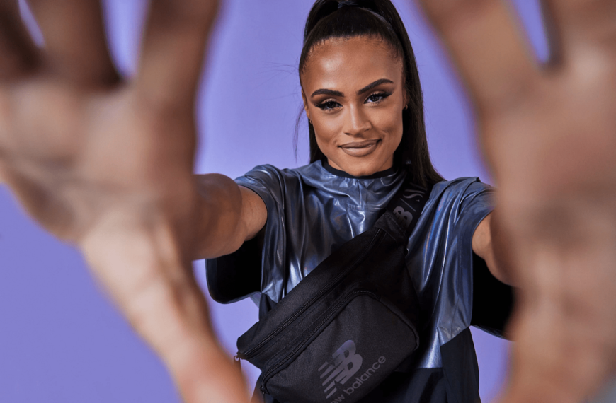 Sydney Mclaughlin and New Balance Unveil The Star Athletes First Signature Collection