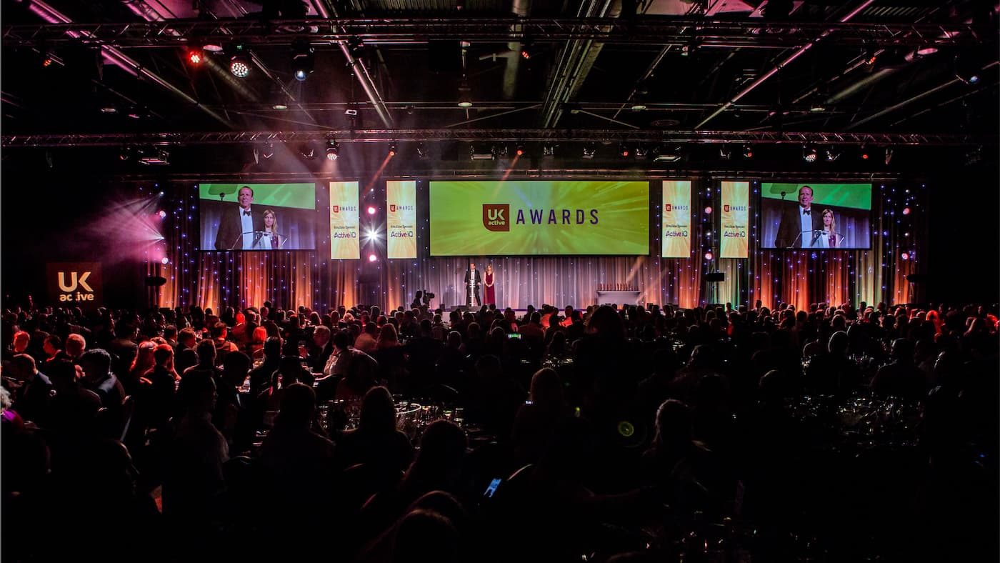 ukactive Awards 2021 winners