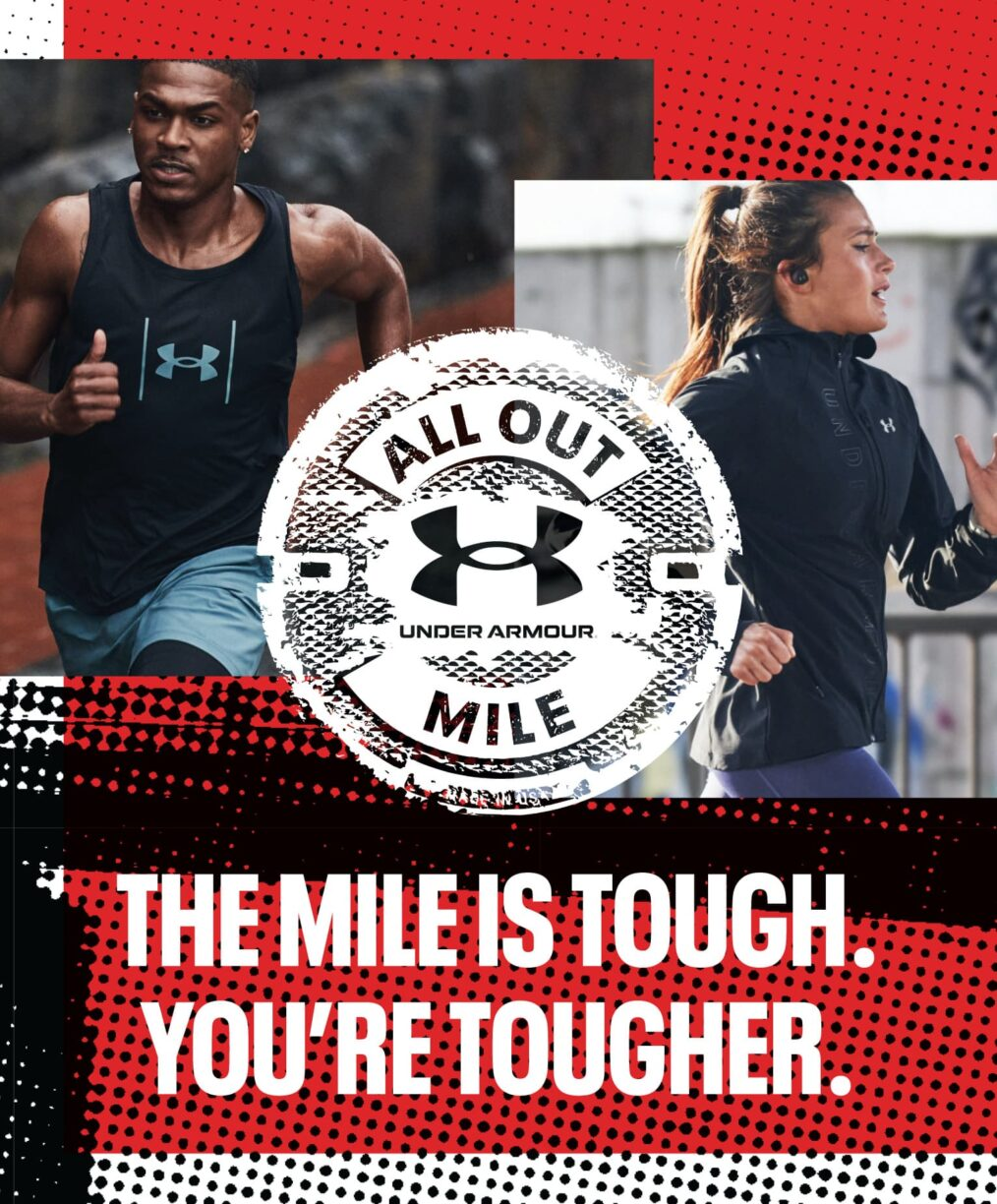 under armour all out mile 1