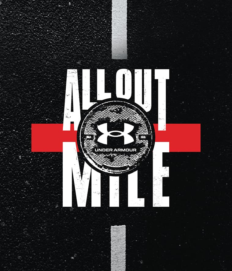 under armour all out mile 2