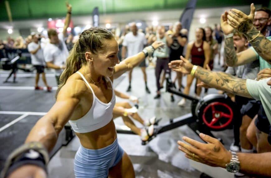 How UK's Aimee Cringle Won The 2021 Crossfit European Championships