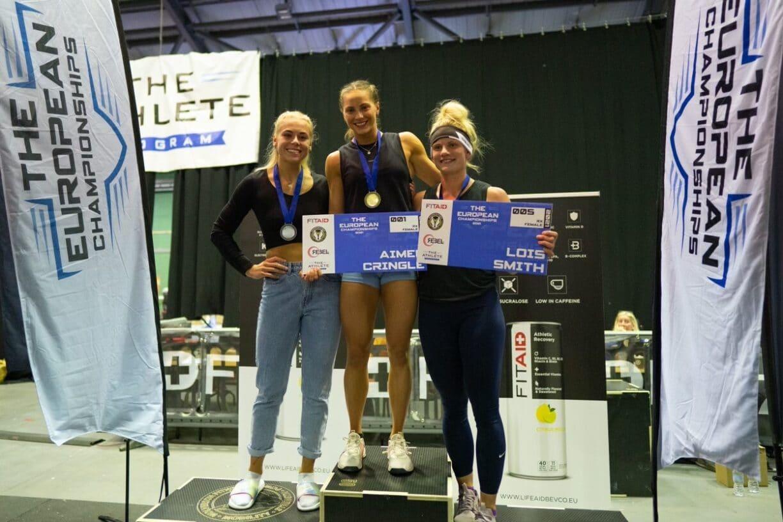 Aimee Cringle Crossfit Champion 2021