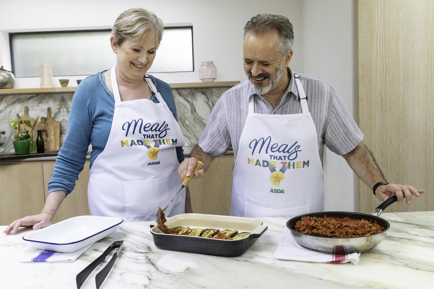Asda Meals that made them 8